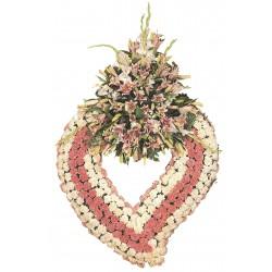 Corona Modelo Corazón