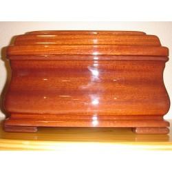 Urna madera arcón